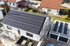 PV-Anlage mit Batteriespeicher - LUXHAUS Photovoltaik