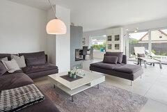 Lichtplanung im Wohnzimmer