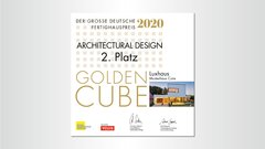 Golden Cube 2020 - Architectural Design