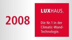 Weiterentwicklung Climatic-Wand - 2008