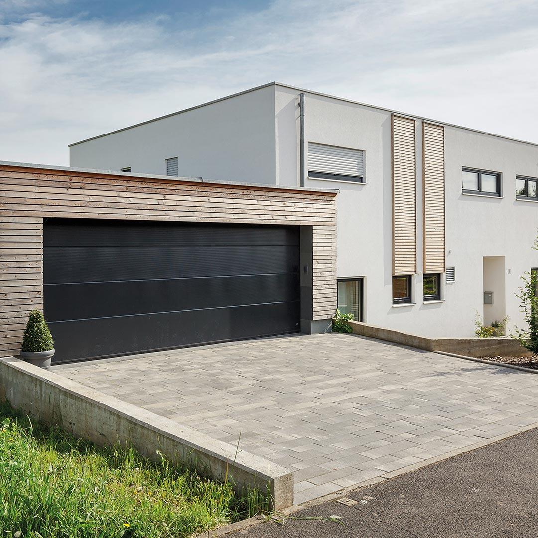 Garage und Carport bauen   LUXHAUS